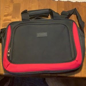 Brand new never used Chaps laptop travel case!
